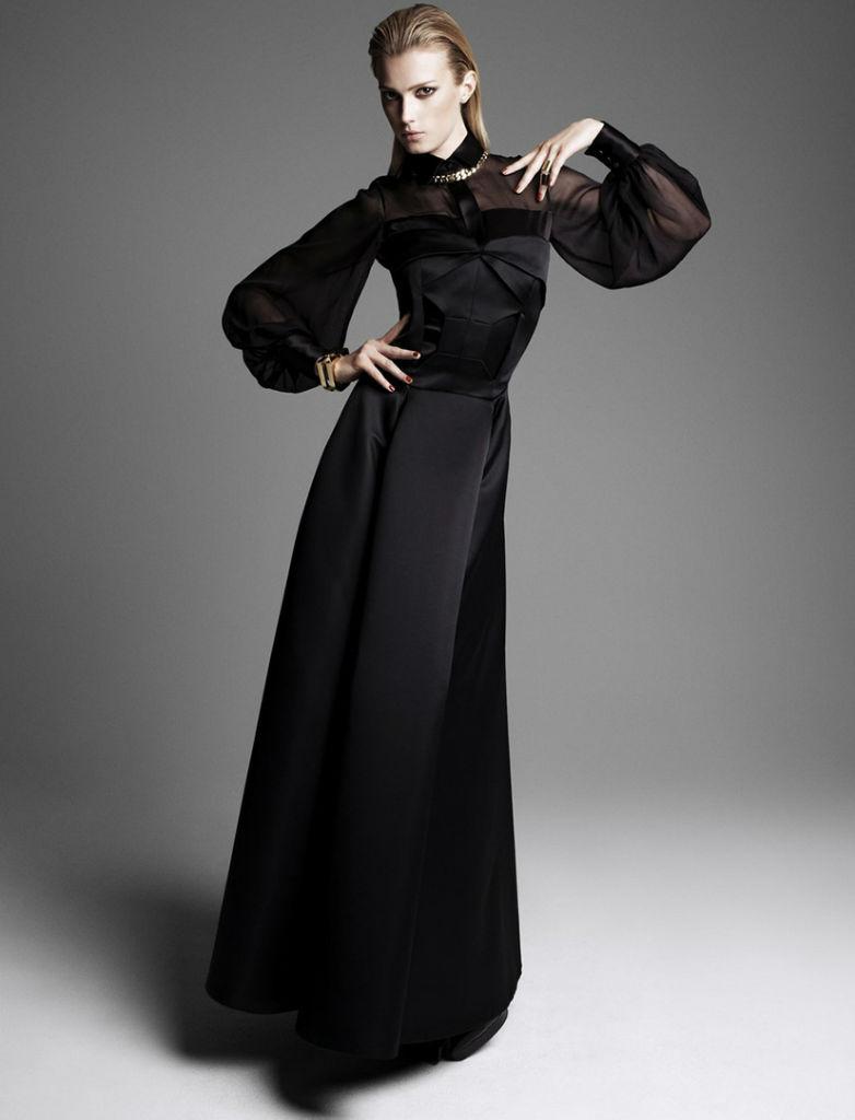 Photo Malgosia Bela & Sigrid Agren for L'Express Styles September 2013
