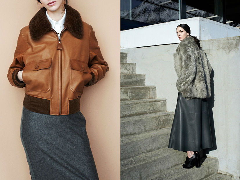Photo Mariacarla Boscono by Zoe Ghertner for Hermès Fall 2013 Catalog
