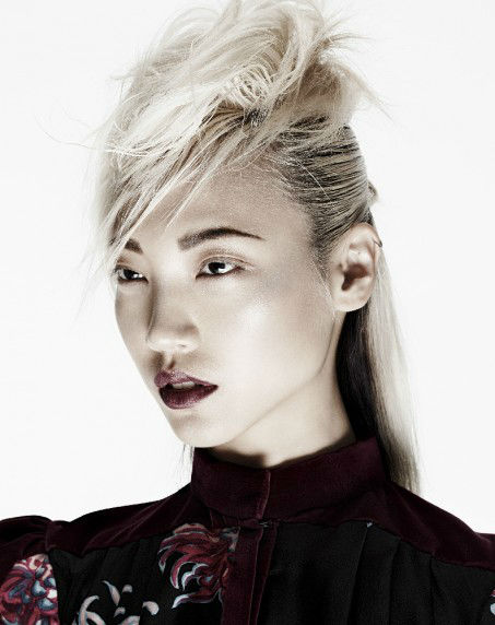 Photo Soo Joo & Marte Mei Van Haaster for Bergdorf Goodman Magazine September 2013