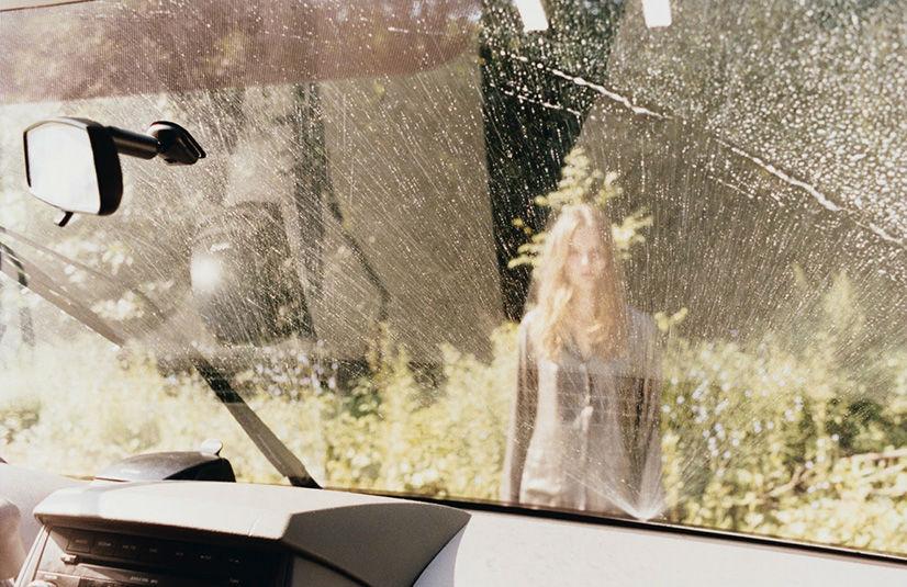 Photo Tilda Lindstam by Colin Dodgson for Dazed & Confused October 2013