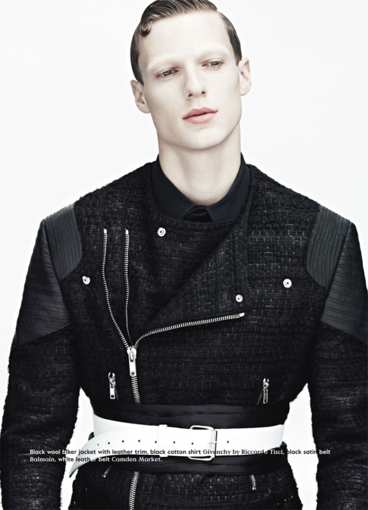 Photo Tommaso de Benedictis for Bon Magazine Fall/Winter 2013/2014