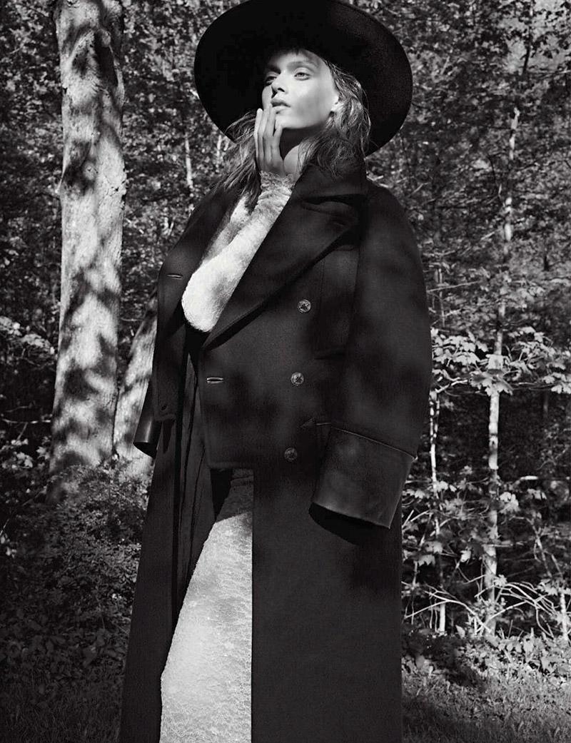 Photo Josephine, Manuela & Tess for Vogue Italia October 2013