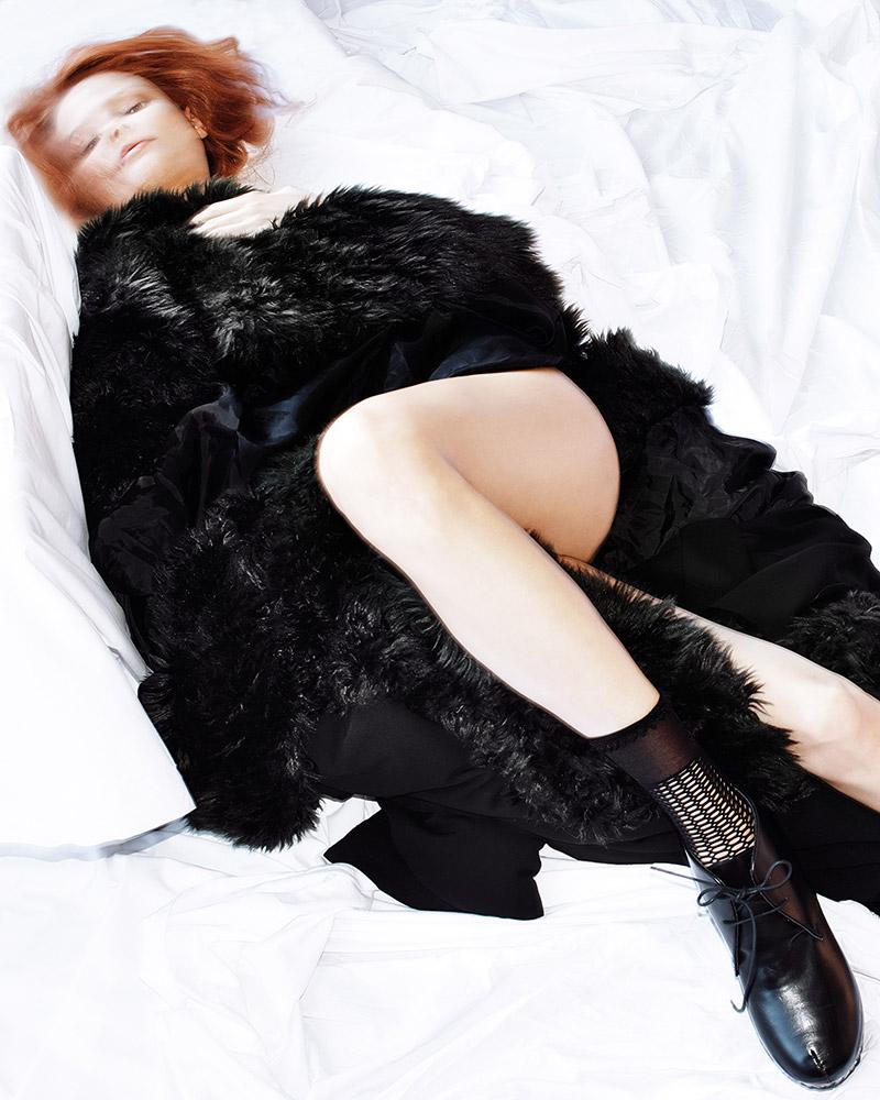 Photo Magdalena Frackowiak for Purple Fashion Fall 2013