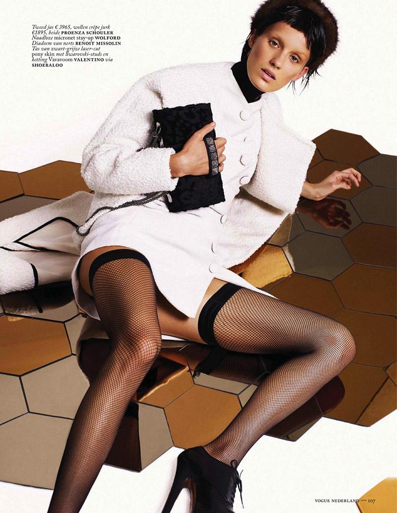 Photo Marte Mei van Haaster for Vogue Netherlands November 2013