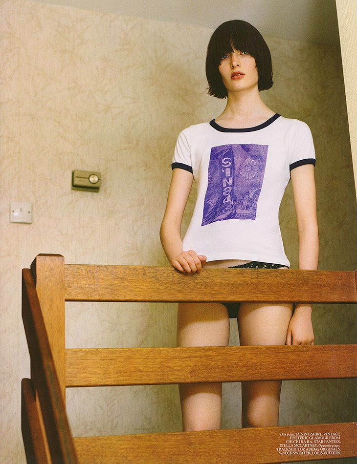 Photo Sam Rollinson by Alaisdair McLellan for Self Service Issue 39