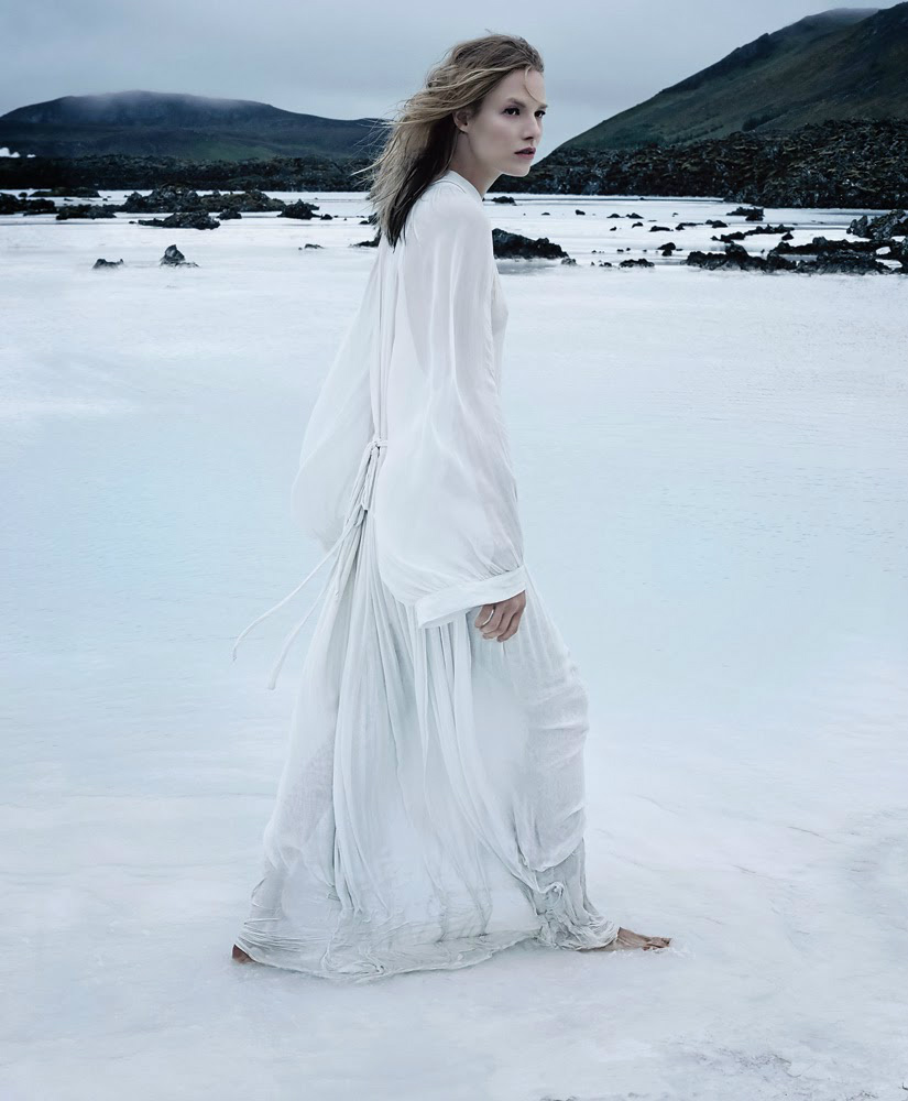 Photo Suvi Koponen by Craig Mcdean for T Style Travel Fall 2013