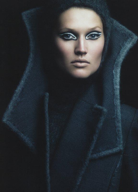 Photo Toni Garrn for Antidote Magazine Fall/WInter 2013/2014