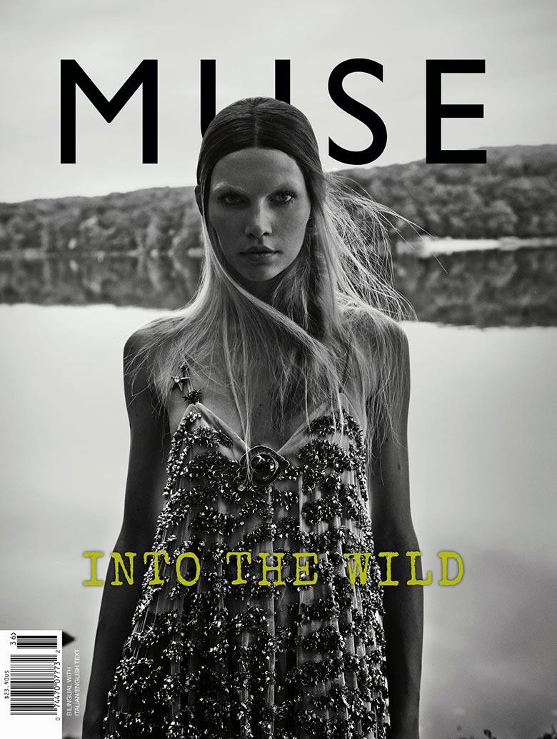 Photo Aline Weber for Muse Magazine Winter 2013