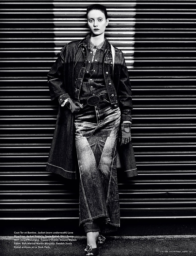 Photo Codie Young for i D Magazine Winter 2013