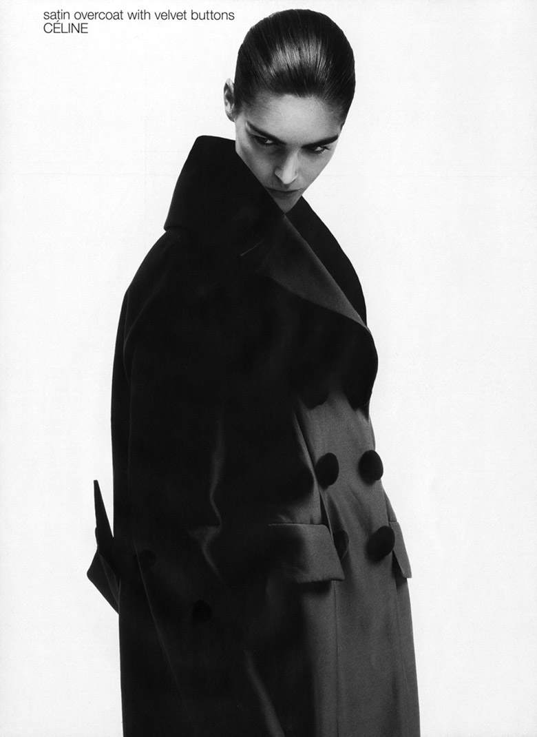 Photo Hilary Rhoda for 032c Magazine Winter 13/14