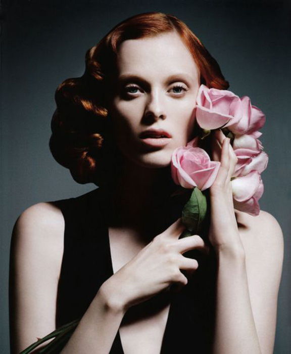 Photo of Karen Elson