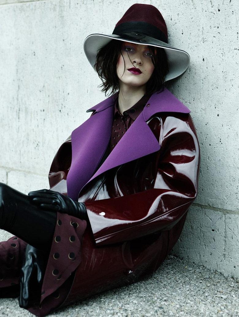 Photo Kremi Otashliyska for Antidote Magazine Paris Issue