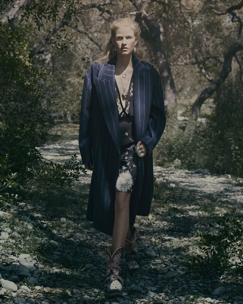 Louise Parker for How To Spend It November 2013