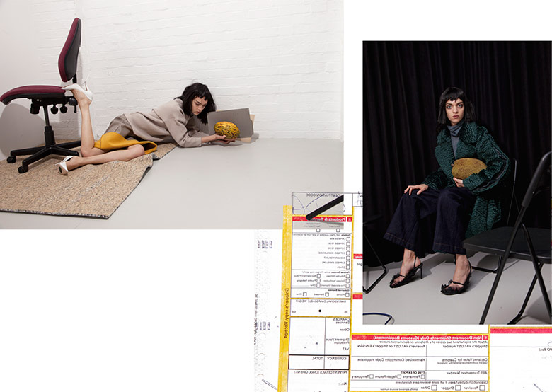 Photo Magda Laguinge for The Room Magazine Issue 18