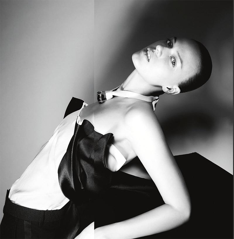Photo Tess Hellfeuer for Numero Magazine November 2013