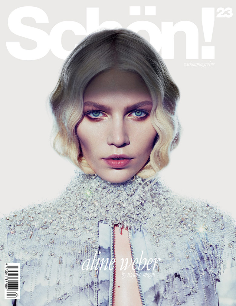 Photo Aline Weber for Schön! Magazine Issue 23