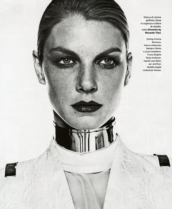 Photo of Angela Lindvall