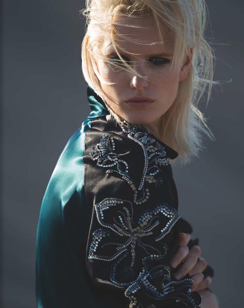 Photo Anmari Botha for Numero Magazine December/January 2013/14