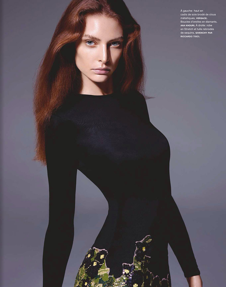 Photo Auguste Abeliunaite for Numero Magazine Issue 149