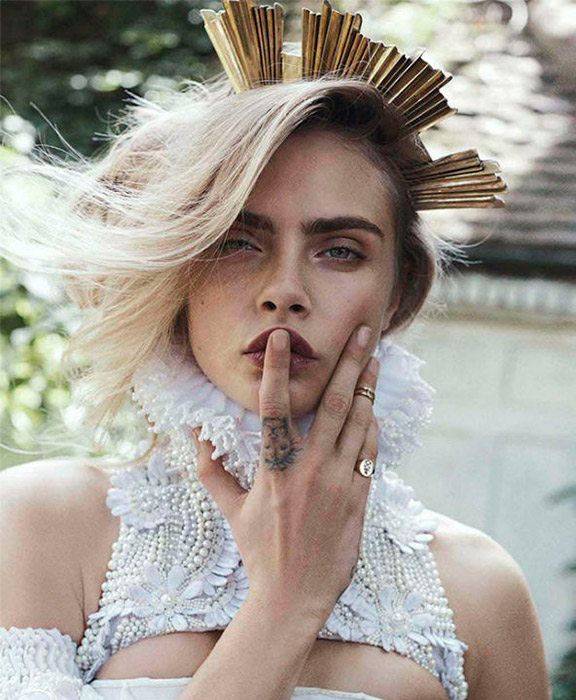 Photo of Cara Delevingne