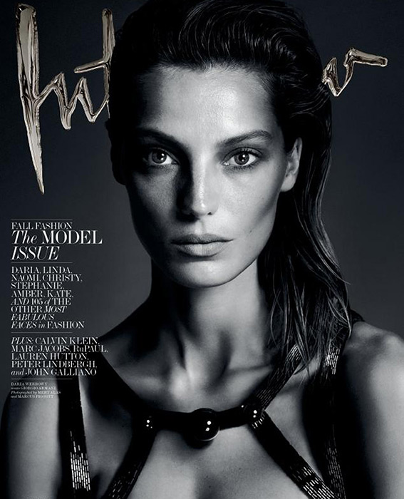 Photo of Daria Werbowy