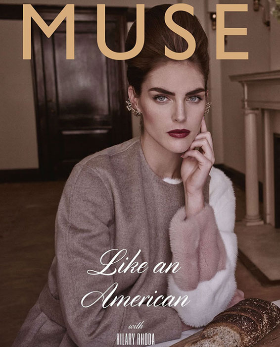 Photo of Hilary Rhoda