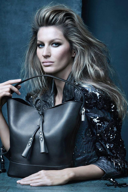Photo Louis Vuitton S/S 2014 Campaign by Steven Meisel