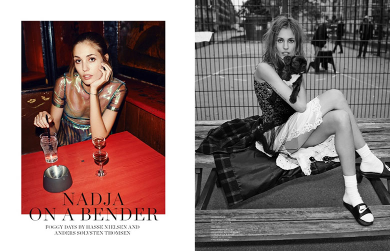 Photo Nadja Bender for Scandinavia S/S/A/W Issue 8