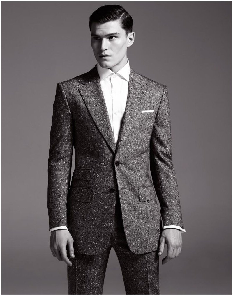 Photo Oliver Cheshire for Marks & Spencer F/W 2013 Campaign