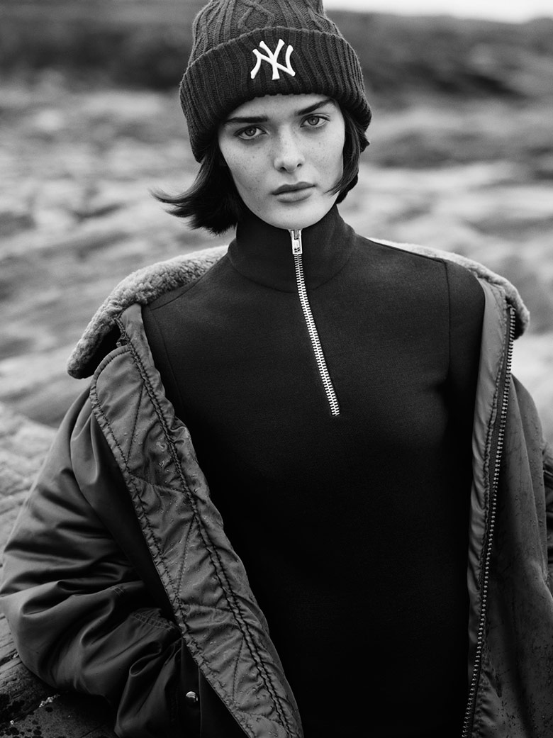 Photo Sam Rollinson by Ben Weller for Twin Issue 9