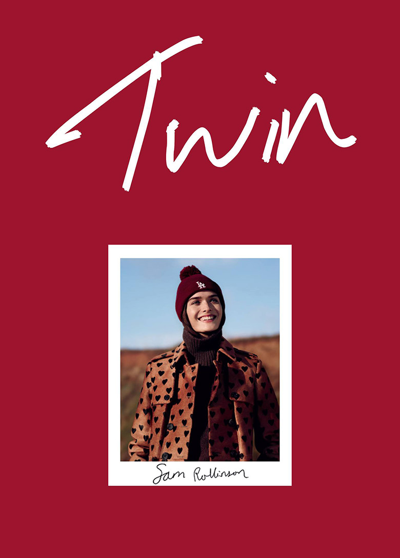 Photo Sam Rollinson for Twin Magazine Issue 9