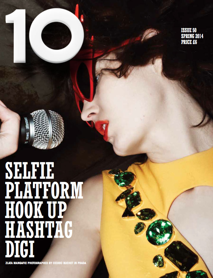 Photo 10 Magazine Spring 2014 Covers