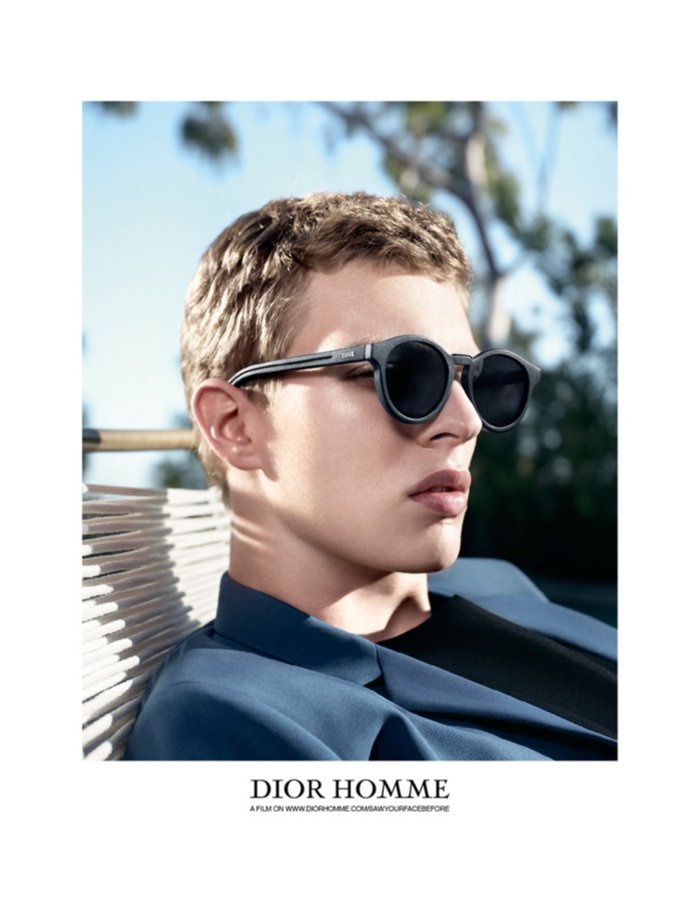 Photo Dior Homme Spring/Summer 2014 Campaign by Willy Vanderperre