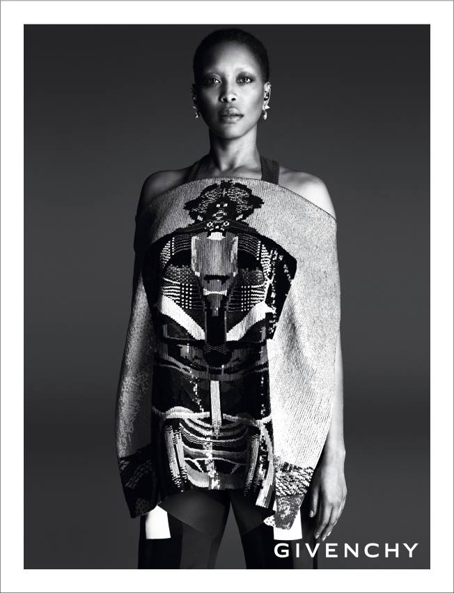 Photo Givenchy Spring/Summer 2014 Campaign
