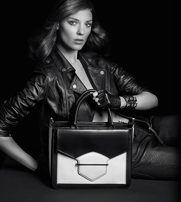 Photo Kati Nescher for Karl Lagerfeld Spring/Summer 2014 Campaign