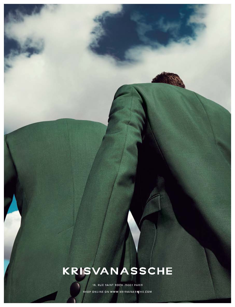 Photo Kris Van Assche Spring/Summer 2014 Campaign by Alessio Bolzoni