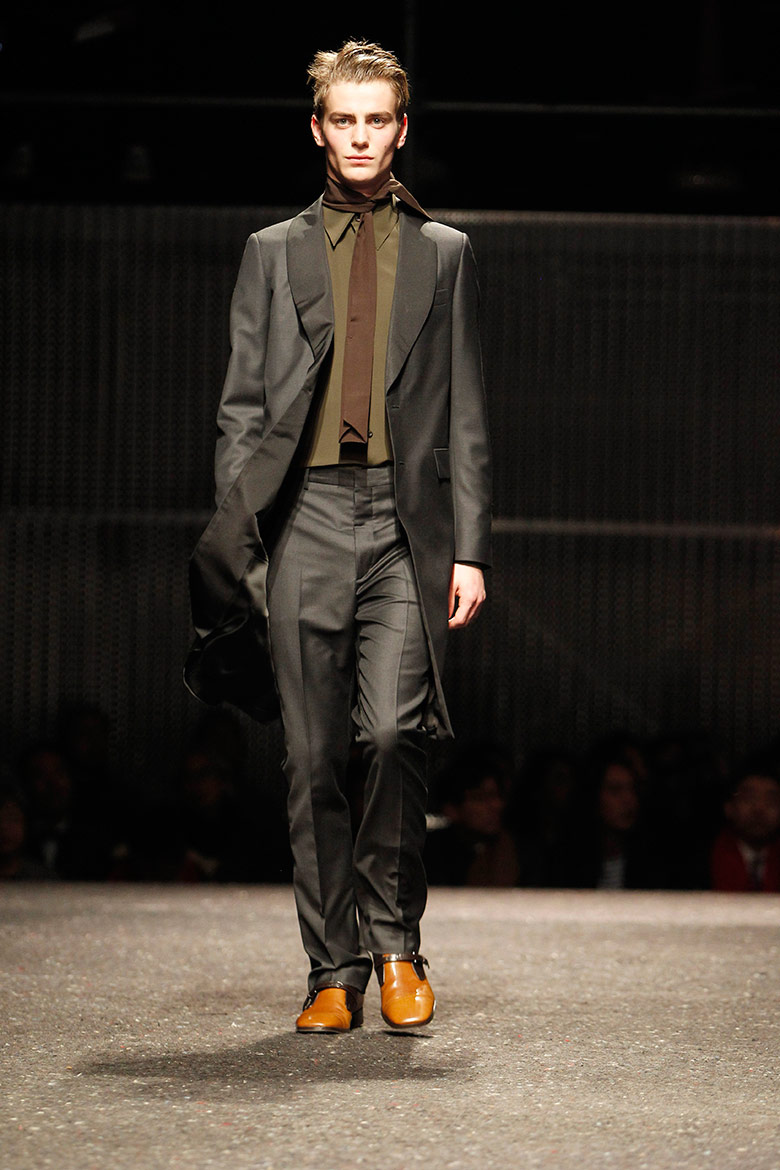 Photo Prada Mens Fall/Winter 2014 Fashion Show