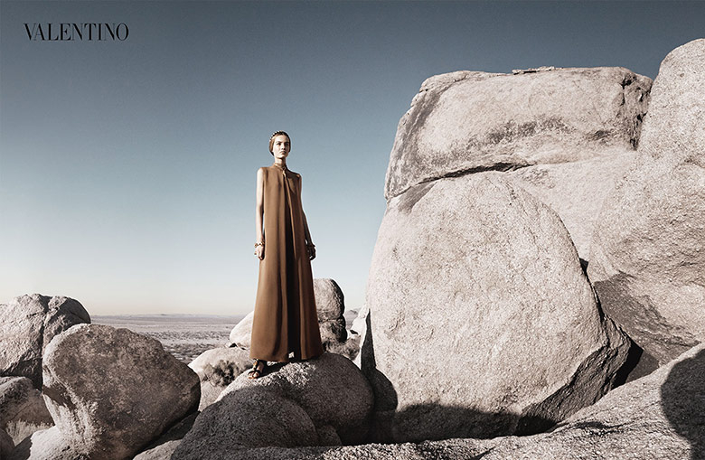 Photo Valentino Spring/Summer 2014 Campaign