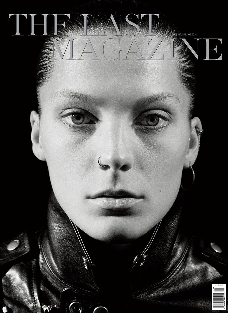 Photo Daria Werbowy for The Last Magazine Spring/Summer 2014