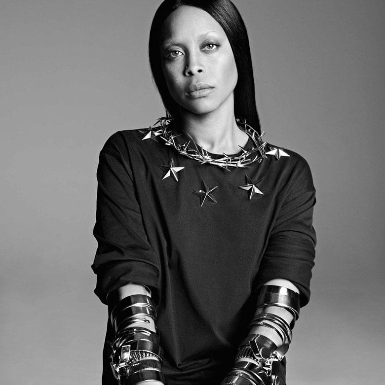 Photo Erykah Badu by Karim Sadli for Purple Fashion Spring/Summer 2014