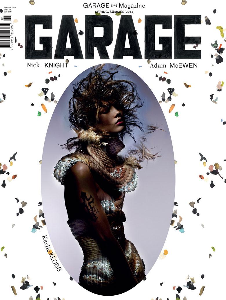 Photo Garage Magazine Spring/Summer 2014