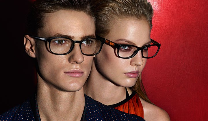 Photo Gucci Eyewear Spring/Summer 2014 Campaign by Mert & Marcus