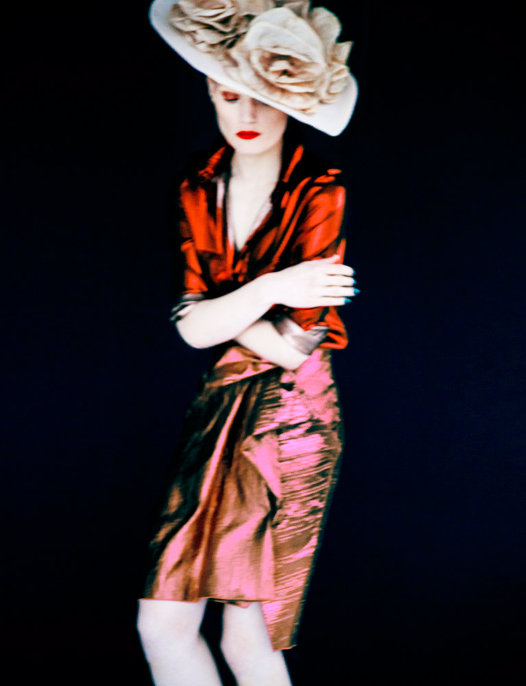Photo Guinevere van Seenus for Muse Magazine Spring 2014
