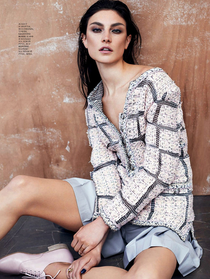 Photo Jacquelyn Jablonski for Interview Magazine Russia March 2014