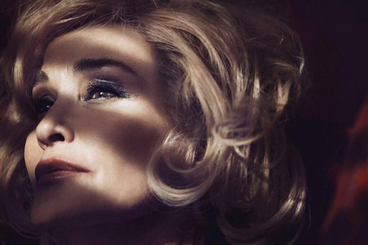 Photo Jessica Lange is the new face of Marc Jacobs Beauty