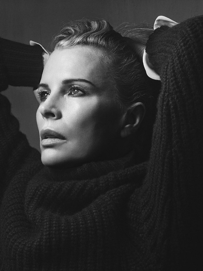 Photo Kim Basinger by Craig McDean for Interview March 2014