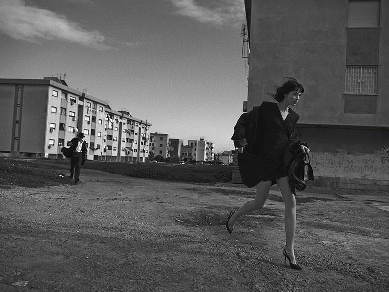 Vogue Italia выпустили книгу, посвященную фотографу Питеру Линдбергу (фото 6)
