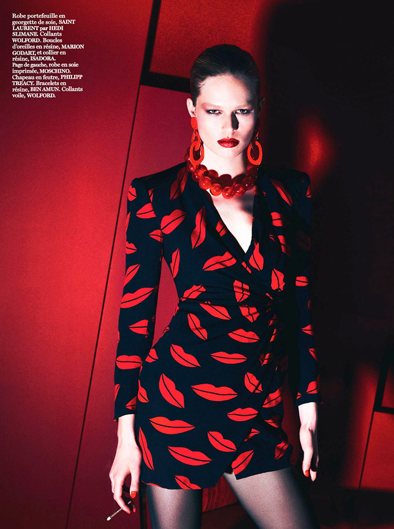 Photo Fatale by Mert & Marcus for Vogue Paris March 2014