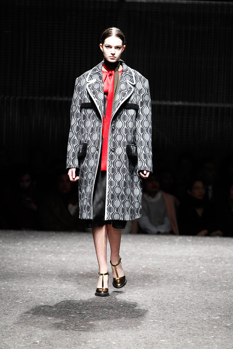 Photo Prada Women Fall/Winter 2014/2015
