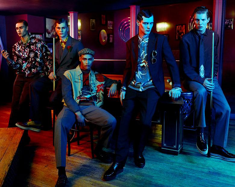 Photo Prada Iconoclasts presents Edward Enninful's Harlem Renaissance